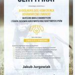 Certyfikat - Behawioryzm zwierząt