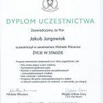 Dyplom - Życie w stadzie